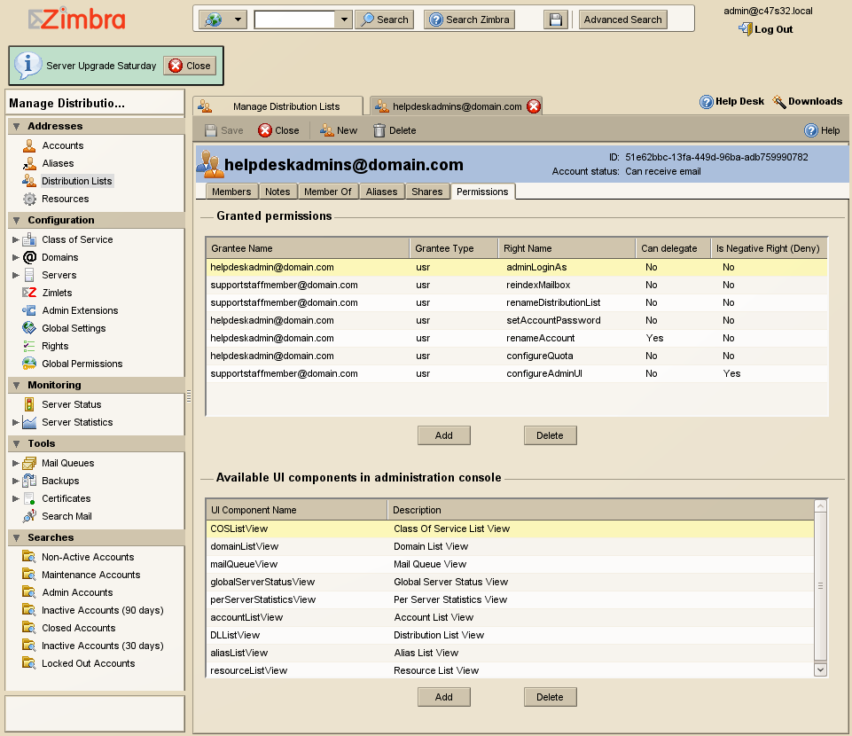 What's new? Zimbra collaboration 8. 8! Zimbra: blog.